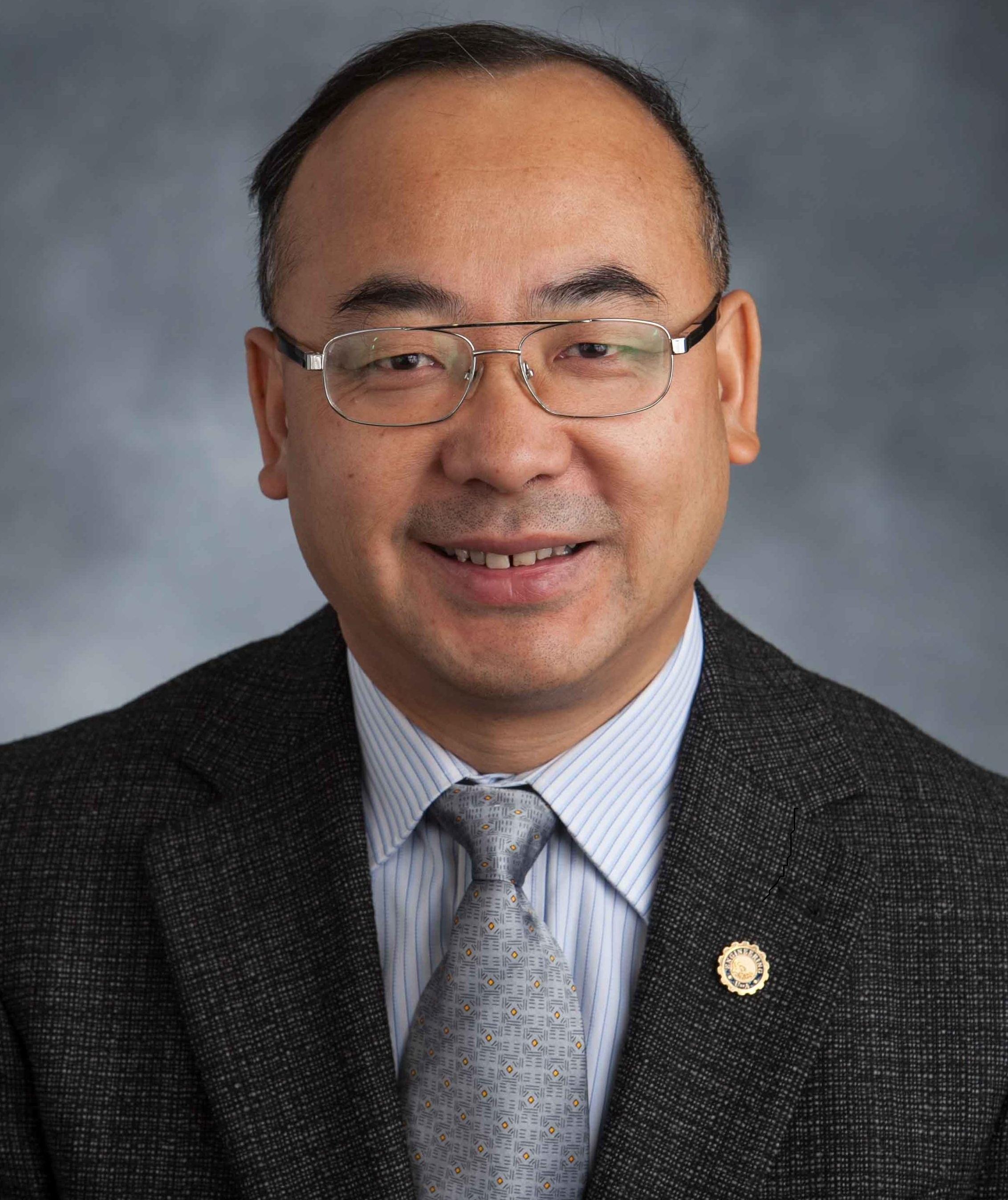 Dr. Yongsheng Ma