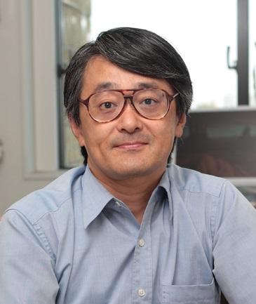 Prof. Junji Haruyama